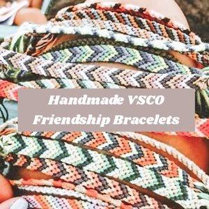 Jewelry - VSCO Friendship Bracelets!!